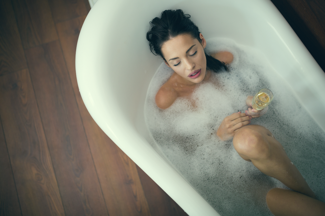 Soak It In – Public Turns to Bubble Baths while Exercising Social-Distancing
