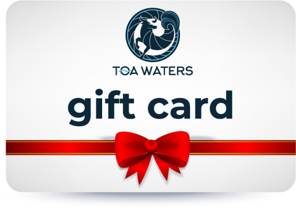 TOA Waters Gift Card