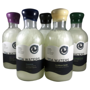 TOA Waters Bubble Baths. The Complete Collection.